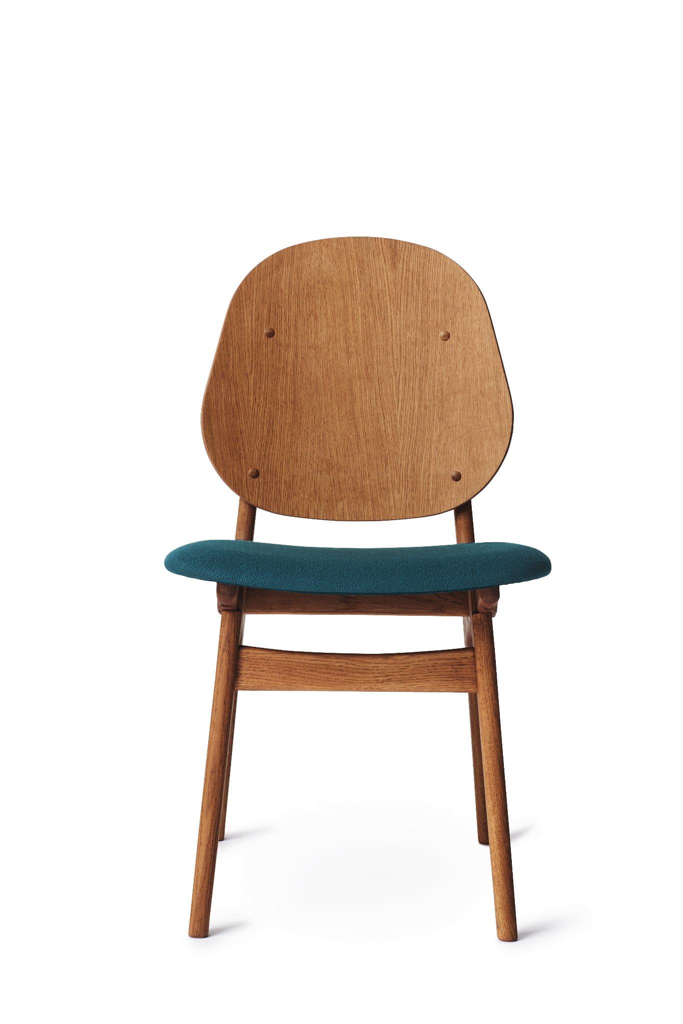 Duńskie krzesło Gesture Warm Nordic dąb olejowany